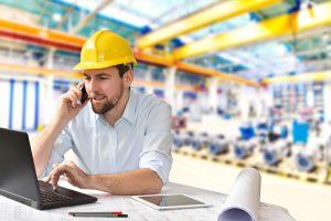 Baustellen-Überwachung